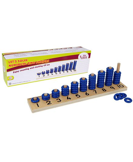 Eduedge Lets Solve Numerical Ring Stacker - 57 Rings