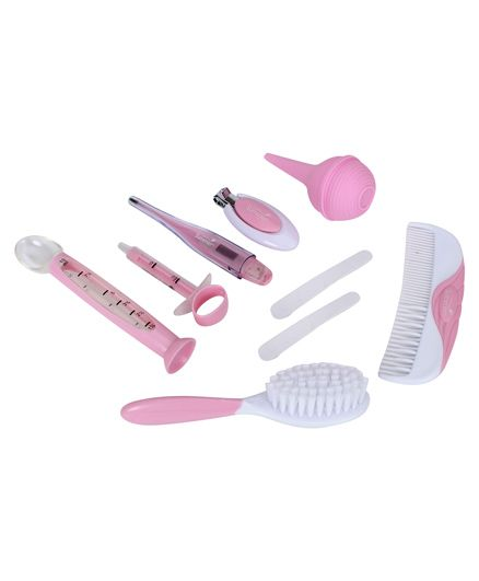 Summer Infant Health And Grooming Kit - Pink