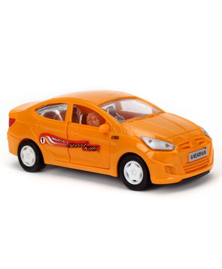 Speedage Hyundai Fluid Verna PB Car Plastic - Yellow