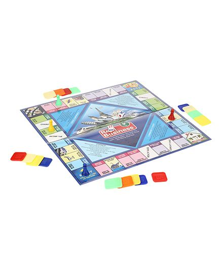 Sunny Real Business 5 In 1 Board Games Senior