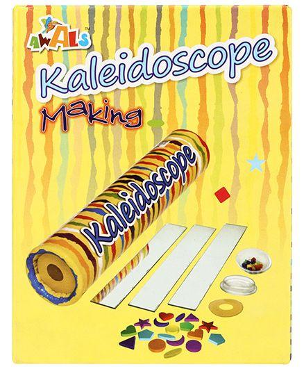 Awals Kaleidoscope Making Kit - Multi Color