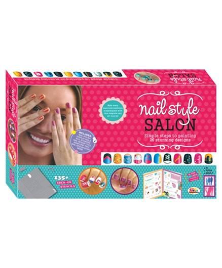 Ekta Nail Style Salon Kit