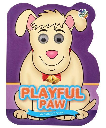 Chitra Eyes Board Book Playful Paw - English