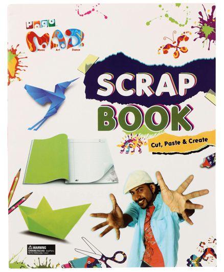 Chitra Pogo Scrap Book