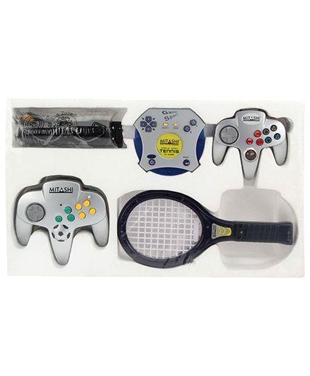 Mitashi Virtual Gaming III With Controls for Table Tennis