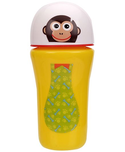 1st Step Skittle Non Spill Cup Yellow - 350 ml