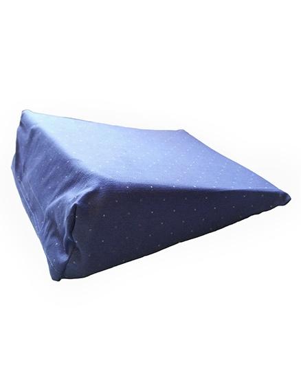 Grandmas Bump Support Pillow - Blue