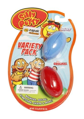 Silly Putty - Variety Pack