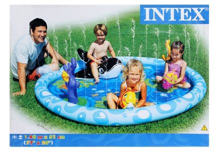 Intex  - Seascape Play Center