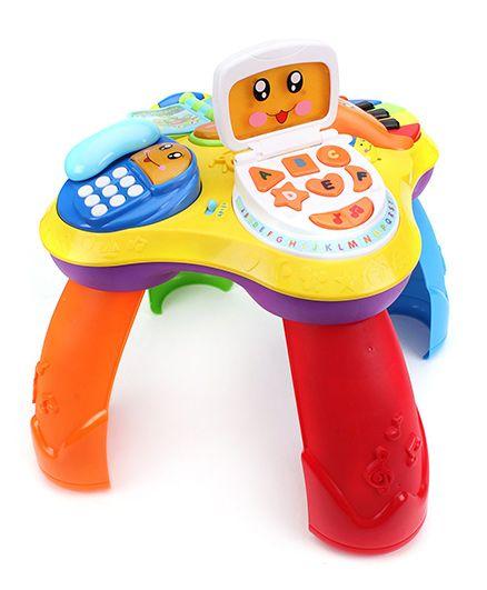 Mitashi Skykidz Electronic Mini Play School - Multi Color