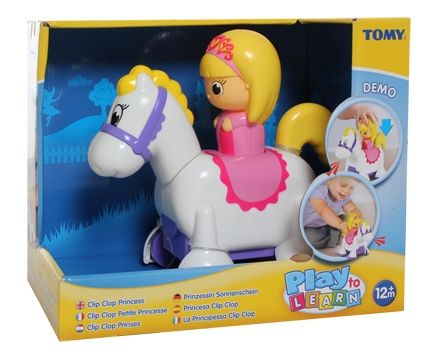 Funskool - Tomy Clip Clop Princess