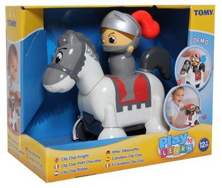Tomy PTL - Clip Cop Knight
