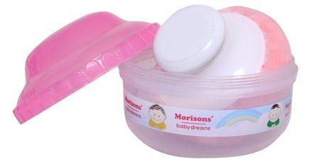 J.L.Morison - Baby Dream Premium Powder Puffs Pink