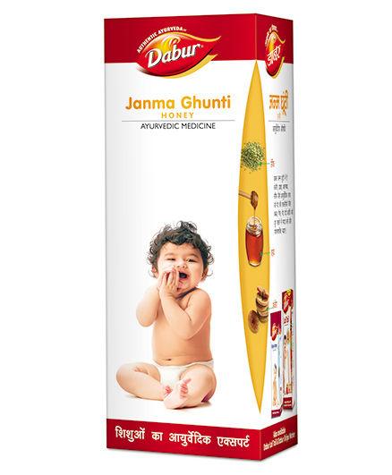 Dabur Janma Ghunti Honey - 30 ml Pet Bottle