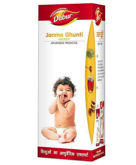 Dabur Janma Ghunti Honey - 60 ml