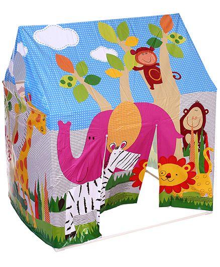 Intex Jungle Fun Cottage - Multicolour