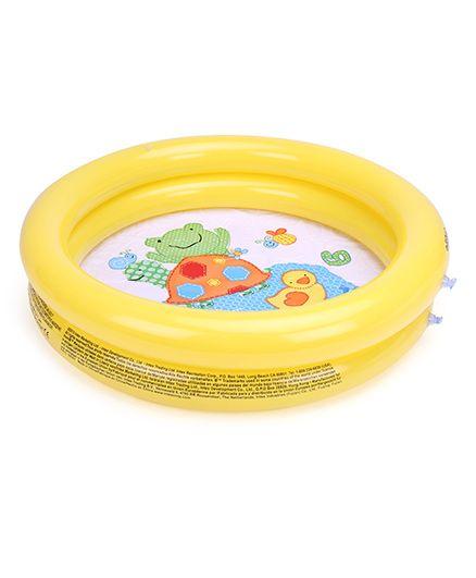 Intex My First Pool - Yellow