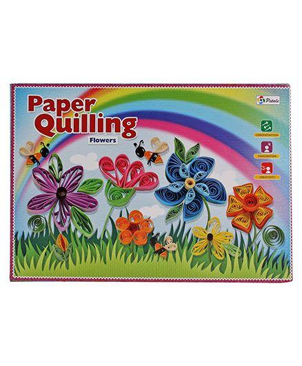 Ratnas Paper Quilling Flower
