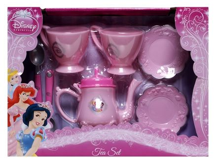 Disney - Disney Princess Tea Set