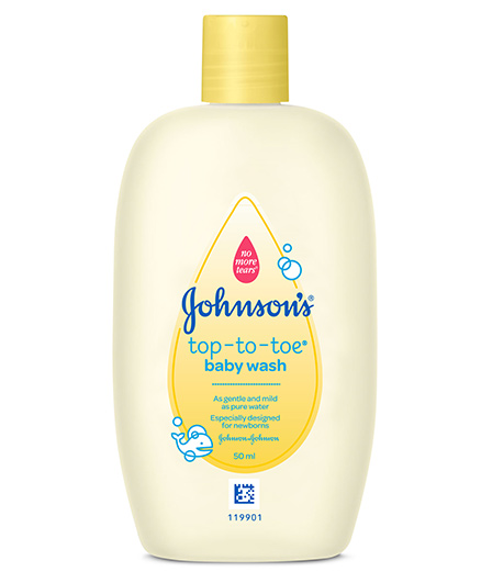 Johnson and Johnson's - Baby Top to Toe Wash