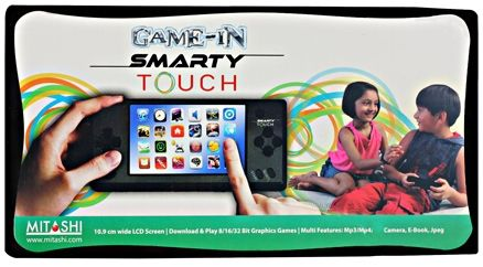 Mitashi - Game In Smarty Touch