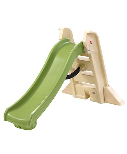 Step2 Naturally Playful Big Folding Slide - Green
