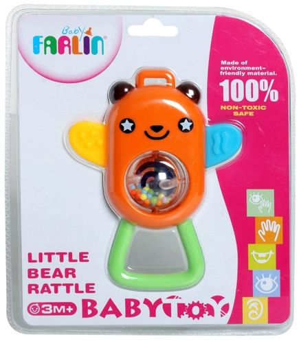 Farlin - Little Bear Rattle
