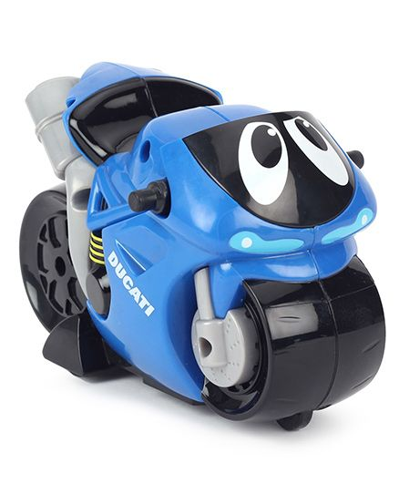 Chicco Toy Turbo Touch Ducati - Blue