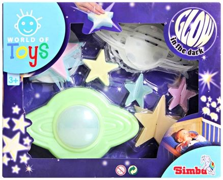 Simba - Glow In The Dark Planets