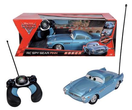 Disney Pixar Cars 2 Transforming Finn McMissile