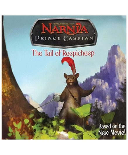 Narnia Prince Caspian The Tail Of Reepicheep - English