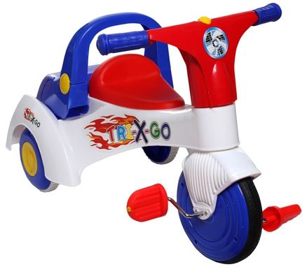 Tri -X - Go - Tricycle