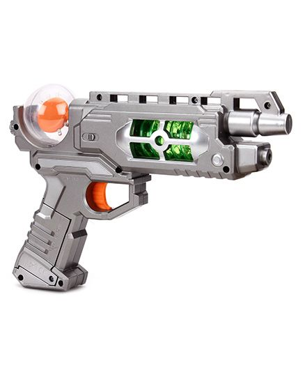 Simba Planet Fighter Light Shooter - Silver