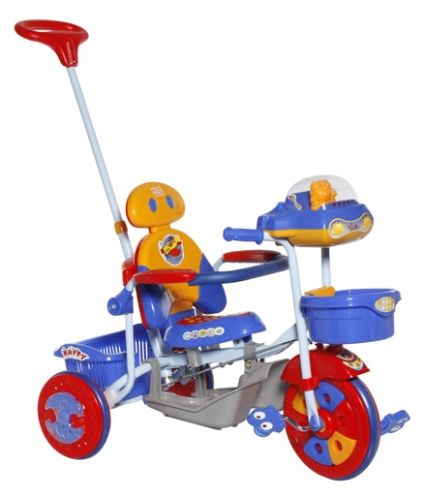 Mee Mee Easy to Roam Tricycle Blue - BT-860