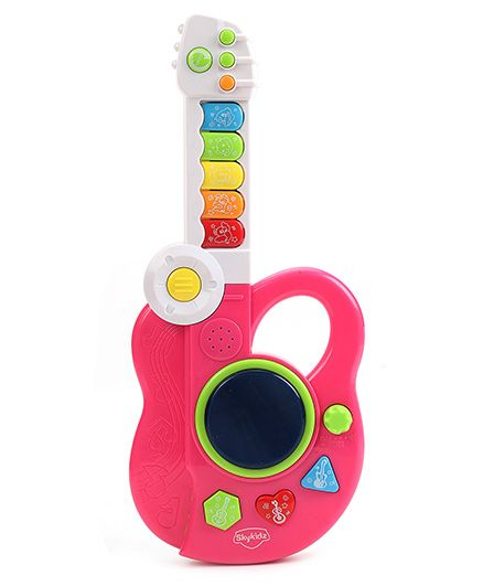 Mitashi Skykidz Junior Musician Toy - Pink