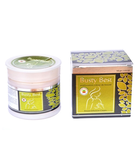 Zenvista Busty Best Cream - 100 gm