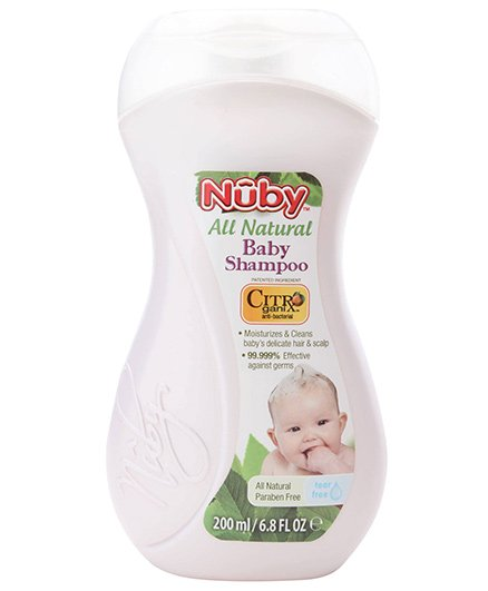 Nuby - All Natural Baby Shampoo