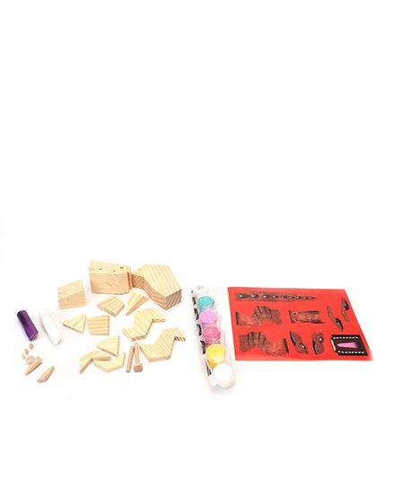 Colorific Wood Worx Dragon kit