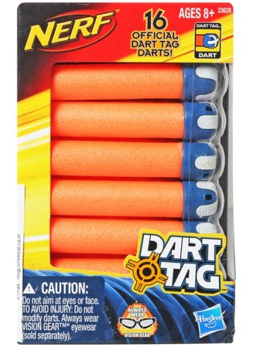 Funskool - Nerf 16 Official Dart Tag Darts