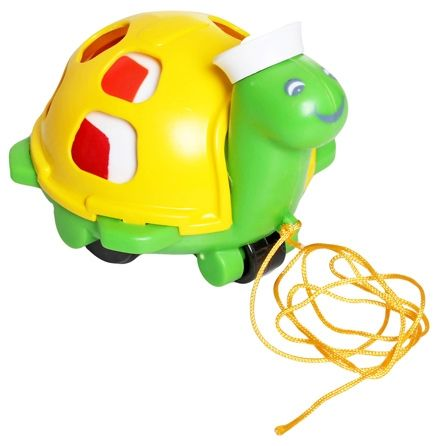 Funskool Twirly Whirly Turtle Buggy - 1 Year+