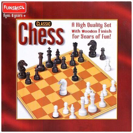 Funskool - Classic Chess Set