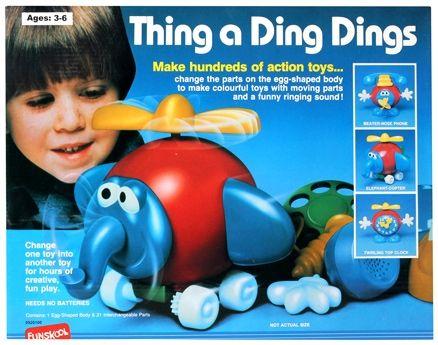 Funskool Thing a Ding Dings