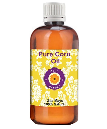 Deve Herbes Pure Corn Oil - 100 ml