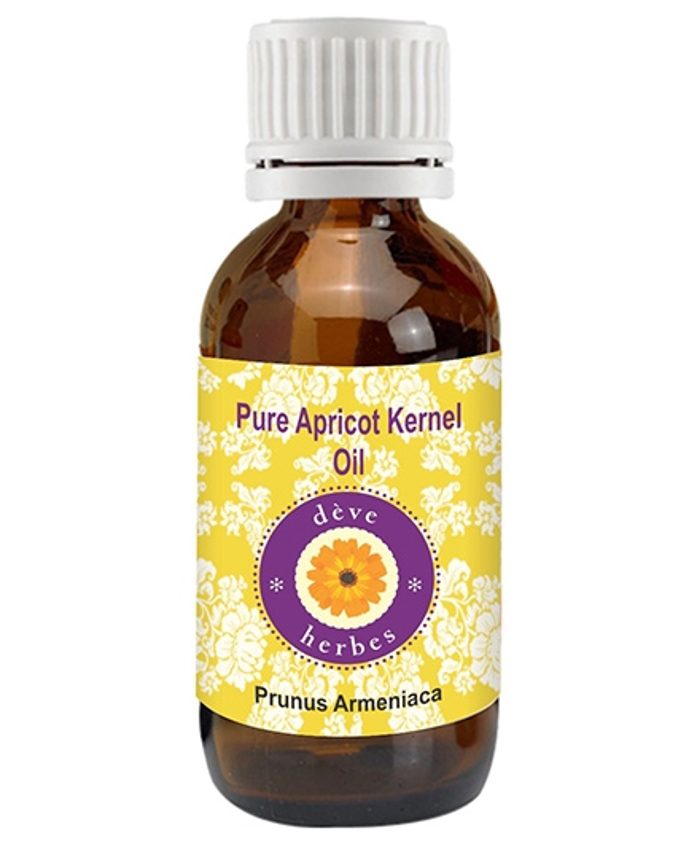 Deve Herbes Pure Apricot Kernel Oil - 30 ml