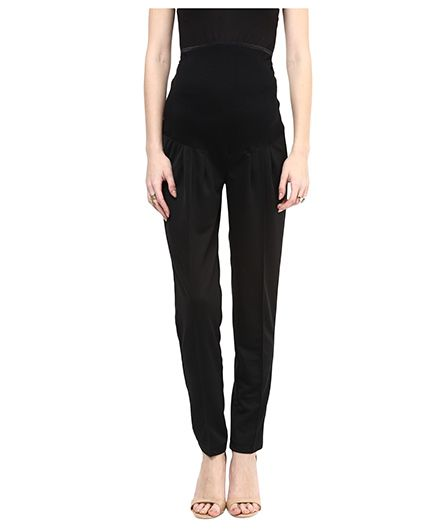 Mamacouture Maternity Black Trousers