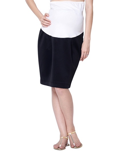 Mamacouture Maternity Black Skirt