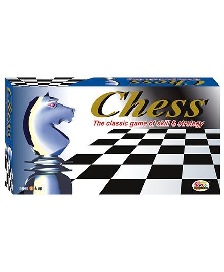 Ekta Chess Junior Board Game