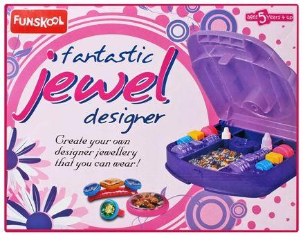 Funskool - Fantastic Jewel Designer