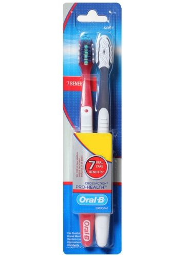 Oral-B Crossaction Pro-Health Toothbrush