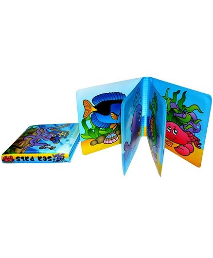 Ladybug Bath Time Sea Creatures Book